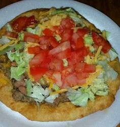 Frybread  recipe from powwows.com!!! Finally a true recipe for this traditional Native American dish! Indian tacos for everyone! :D