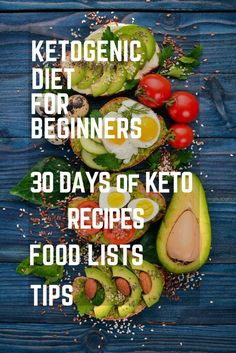 Ketogenic Diet for Beginners + Free 30 Day Meal Plan Want to start losing weight on the keto diet? This easy free 30-day meal plan and shopping list is perfect for beginners! With 90 ketogenic diet recipes for breakfast, lunch, dinner, and snacks your bases are covered! Awesome recipes with vegetarian and dairy free options for anyone on the keto diet! #keto #ketodiet #ketogenicdiet #ketorecipes #ketomealplan #ketoforbeginners #mealplanning #mealplan #lowcarb