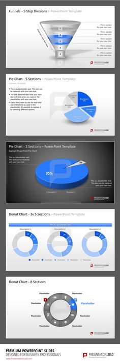 PowerPoint diagrams, selection of high quality charts, bars, templates to present numbers professionally. http://www.presentationload.com/powerpoint-charts-diagrams/