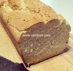 Pão da fazenda Sem Glúten e Sem Leite