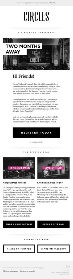 28 Best Email Ideas images in 2019 | Email design, Email