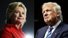 Walter: Undecided voters wildly happy Hillary Clinton and Donald Trump