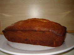 Banana bread 2011 - first baking