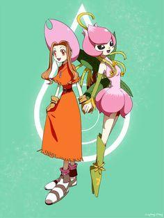 #Digimon #Mimi #Lilimon