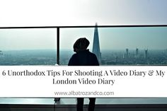 For this post yes I am sharing with you my video diary for London but I am also sharing tips on shooting video with a DSLR. I'm not expert at all and have limited knowledge of cameras but I've learned a few things from my attempts to record. Shooting Video, Photography Tips, You And I, Cameras, Photographers, Knowledge, London, Teaching, Videos