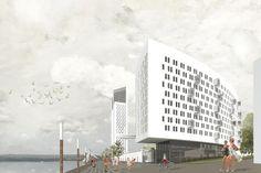 Проект жилого комплекса на Ленинградском шоссе, 69 : Sergey Skuratov Architects