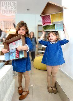 docemenosdiez: Las imágenes del primer taller de casas de muñecas