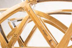 Guapa Cycles has created the Urban One, a Bamboo bike made using a Flax-Prepreg The frame, which weights just 3.3kgs is a combination of bamboo and flax, the former gives the frame its wooden good looks while the latter adds strength and impact absorption.