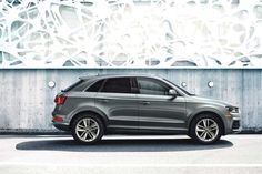 Both Versions of 2016 Audi Q3 SUV Get Top Safety Pick Award