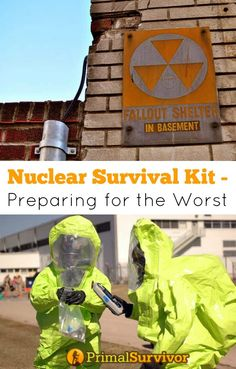 Nuclear Survival Kit – Preparing for the Worst. We don't want to get into the politics of whether a nuclear war will happen.  However, in case it does happen, everyone should be prepared – which is why everyone should have a nuclear survival kit at home.