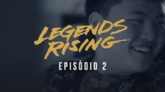"Legends Rising Episódio 2: Uzi e brTT - ""Lar"""