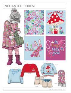 Enchanted Forest | Girls Babywear Fashion