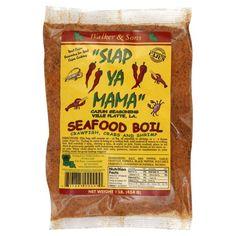 Slap Ya Mama Cajun Seasoning Seafood Boil 1lb Slap Ya Mama http://www.amazon.com/dp/B000KS0ASY/ref=cm_sw_r_pi_dp_Qy1Lvb1ECC3X4