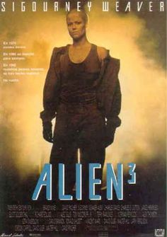 Alien 3 (styled as Alien³) is a 1992 science fiction horror film, the third installment in the Alien franchise, and the debut of director David Fincher. It is preceded by Ridley Scott's Alien and James Cameron's Aliens.