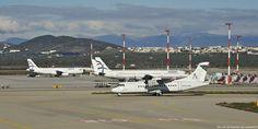 """Astra Airlines ATR‑42‑300 - cn 278 - SX-DIR Athens International Airport """"Eleftherios Venizelos"""" ATH/LGAV"""
