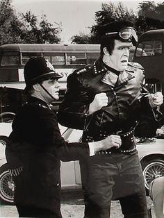 Herman Munster!..  Munster go home drag race