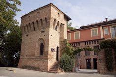Castello di Santa Vittoria d'Alba (Cn)Piemonte-Italy