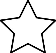 coloring page of a christmas star Google Search color pages