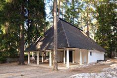 Woodland Chapel