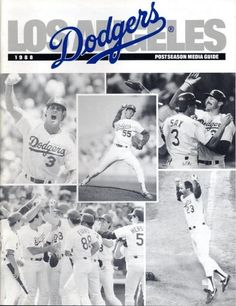 1988 world series   Los Angeles Dodgers 1988 World Series