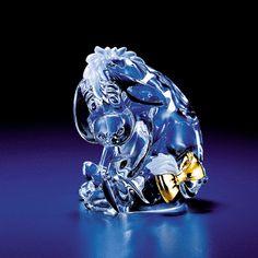 Lenox Eeyore Crystal Sculpture