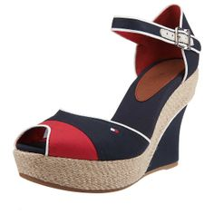 TOMMY HILFIGER Irene 3D Sandaletten