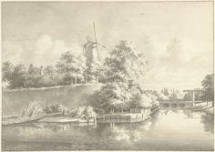 View of Doetinchem by Jan de Beijer.