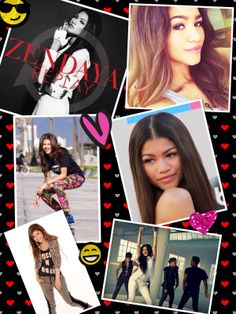 @Zendaya Coleman look what made isn't it pretty ❤️❤️.
