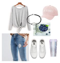 """Untitled #35"" by ipekttl on Polyvore featuring River Island, Vans, Vagabond House, Miss Selfridge, Alex and Ani and Charlotte Russe"