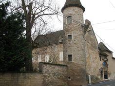 Château de Fleurville ►► http://www.frenchchateau.net/chateaux-of-bourgogne/chateau-de-fleurville.html?i=p