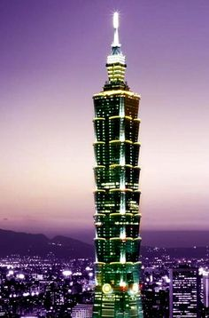 Taipei Taiwan built in 2004 with 101 floors. I was there when Dubai Tower (Burg Kalifa?) surpassed it during its construction in Dubai. Flame Tattoos, Side Tattoos, Finger Tattoos, Taco Tattoos, Butterfly With Flowers Tattoo, Butterfly Tattoos, Zipper Tattoo, Taipei 101, Taipei Taiwan