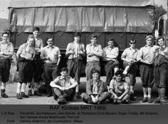 RAF Kinloss MRT, 1969.  Colleagues here include - Pat Smith, Jim Patterson (Scoobie1), John Brindle, Al Tompson, Chris Benson, Roger Tinley, Bill Simpson, Yeni Harman, Archie MacDonald, Phil Luff, Hammy Anderson, Ian Cunningham &