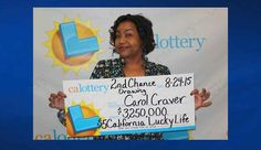 Retiree Gives Lottery Ticket a Second Chance, Wins $3 Million | NBC Southern California