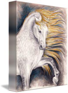 Sun Horse by Evey Studios