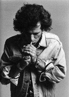 Keith Richards - 1988 (Kazumi Kurigami)