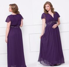 Plus size lavender dresses - http://pluslook.eu/dresses/plus-size-lavender-dresses.html. #dress #woman #plussize #dresses
