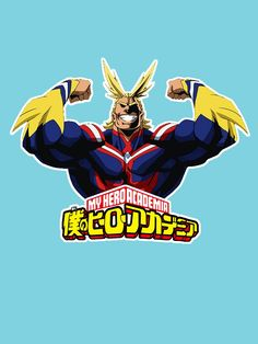 OC][Fanart] All Might Wallpaper anime in 2020 (With