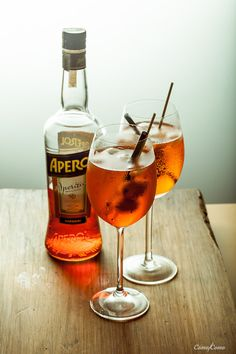 Aperol Spritz!  All the time:) Italian Drinks, Alcoholic Drinks, Beverages, 60 Wedding Anniversary, Whiskey Sour, Daiquiri, Signature Cocktail, Classic Cocktails, Party Drinks