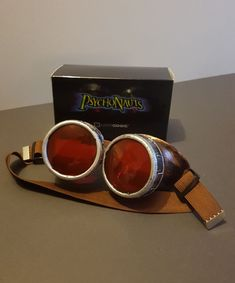Double Fine/Loot Gaming Crate - Psychonauts Goggles - Cosplay