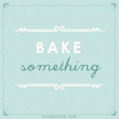 New Year's Resolution | Day 16 | Learn how to bake and make that sweet treat you're craving yourself!