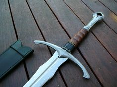 Draug Carak an Odin blade by ~Wolfie-83 on deviantART