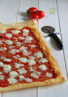 Pizza sfogliata