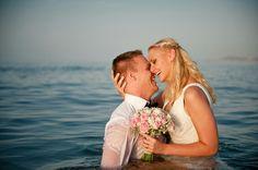 Sesja ślubna na Krecie / Wedding photosession in Crete