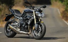 New Street Triple Bike 2014 By Triumph Test Ride (3)