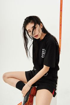 Han Ye Ji for Another Youth Spring 2016 collection