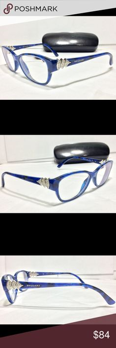 cfeb2dbdc2 Bvlgari 5288 Eyeglasses Frames NEW 💯% Auth Measurements  Eye  53 Bridge   16 Temple  140 Product Condition  New What s Included  Frames with non-RX  Demo ...