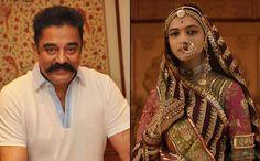 Kamal Haasan Says He Wants Deepika Padukones Head Saved