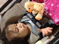 @PHX from Santa, orange baby bear