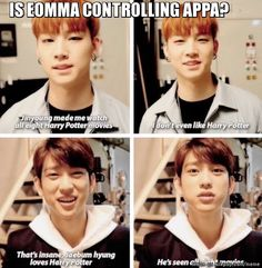 JJP, AKA EOMMA & APPA OF GOT7, WHICH ONE DO U THINK IS TELLING THE TRUTH?   allkpop Meme Center