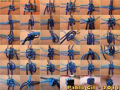 how to make a rope cube